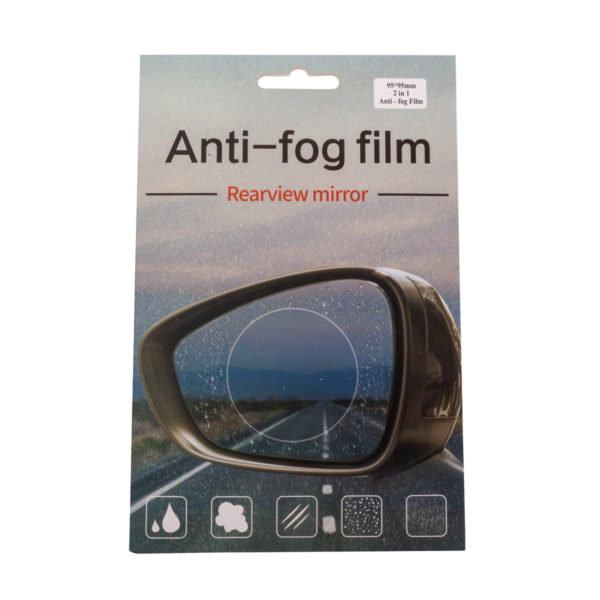 60 Anti-fog film 95x95mm